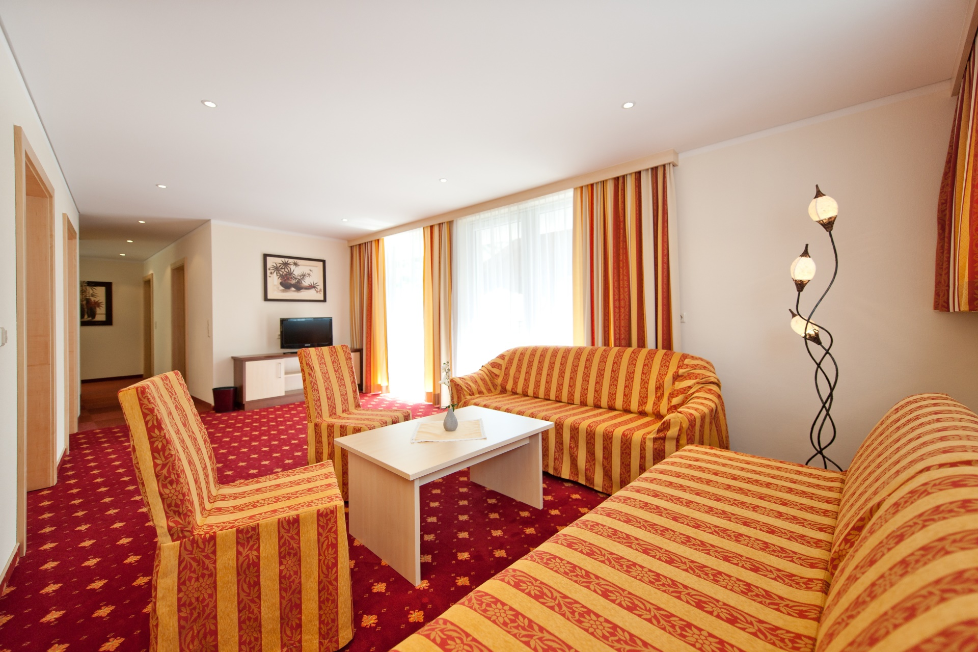 Hotel Appartement Hohe Mut